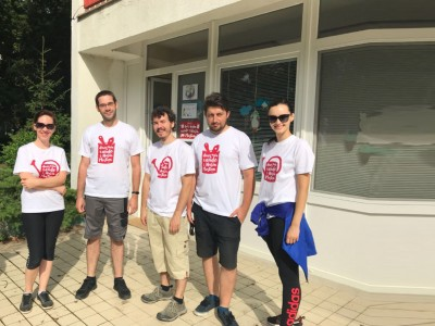 ERNI Slovakia Team - Volunteering for our city