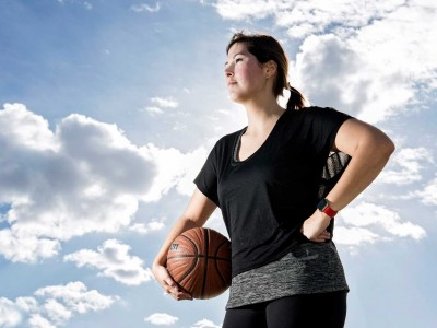 Nuria Lluch, Basketball player and Test & Laboratory Manager