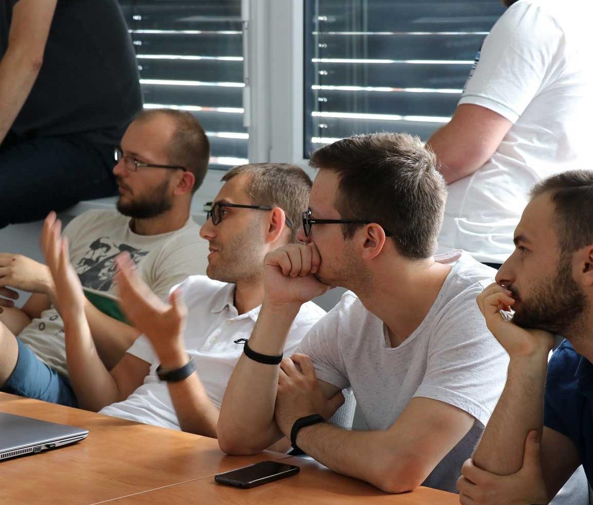 Marek Linka, Senior Software Developer