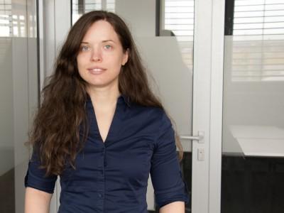 Nina Duchonová, Professional Software Developer, ERNI Slovakia