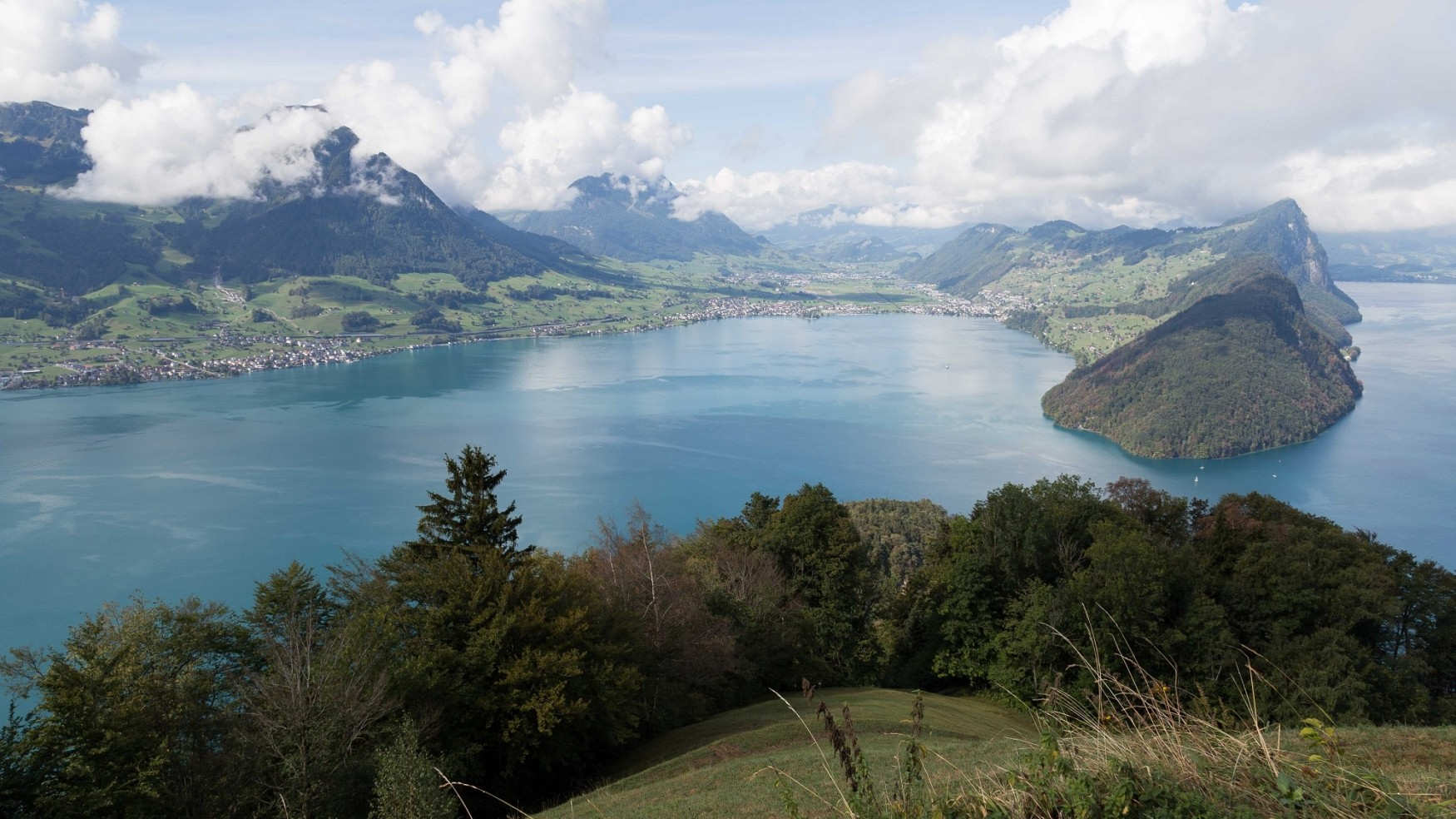 The Swiss Hack and Hike - Landscape