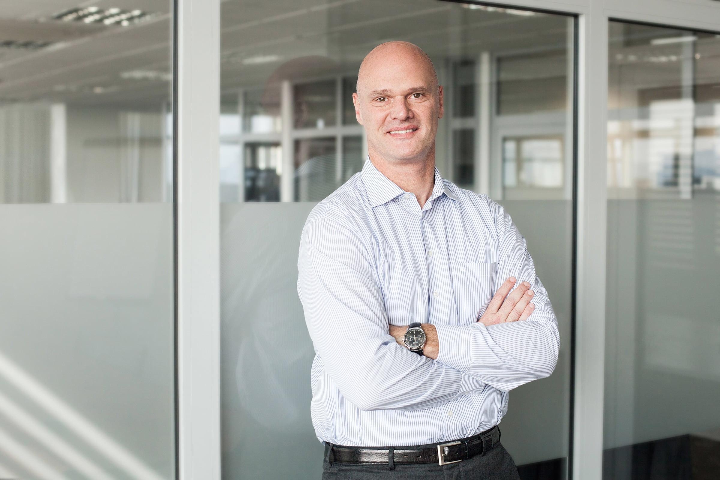 Olaf von der Ahe, Managing Director, ERNI Germany