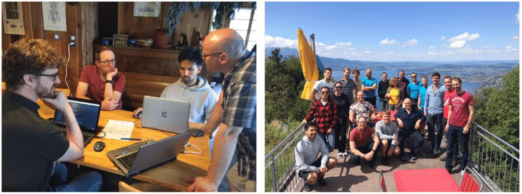 hack and hike switzerland 2018