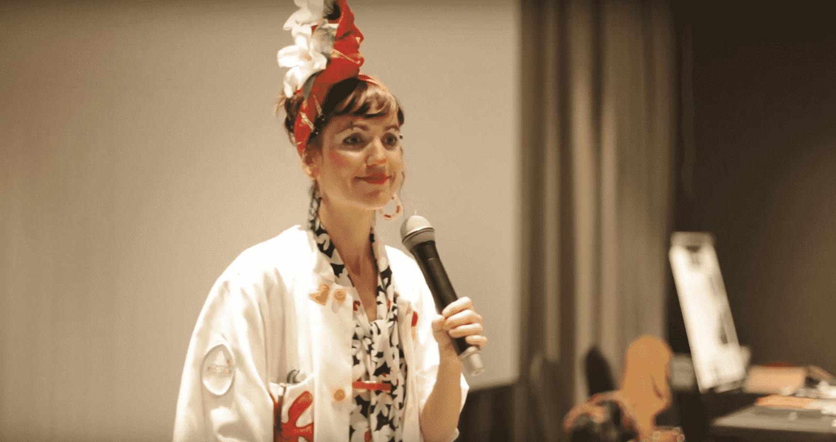 Speaker from Theodora Foundation