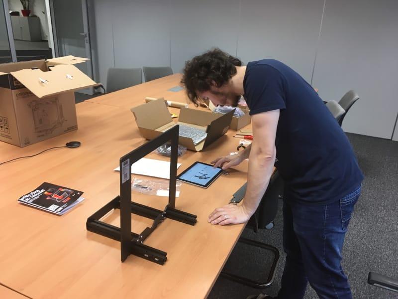 3D printer Milos Karas