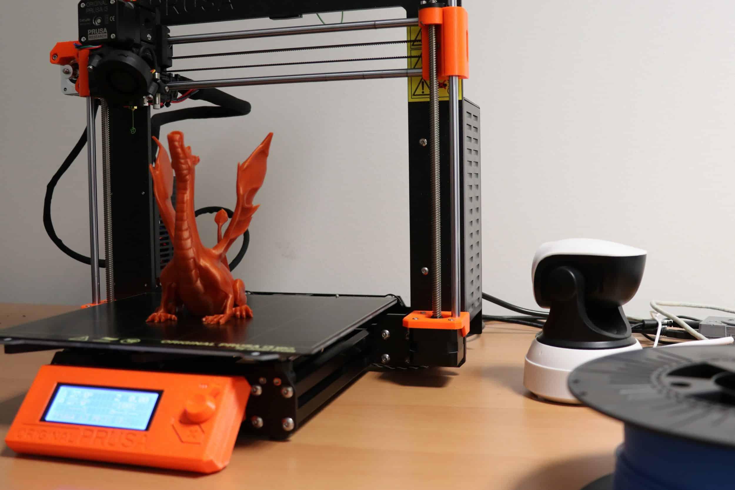 Dragon Model 3D ERNI