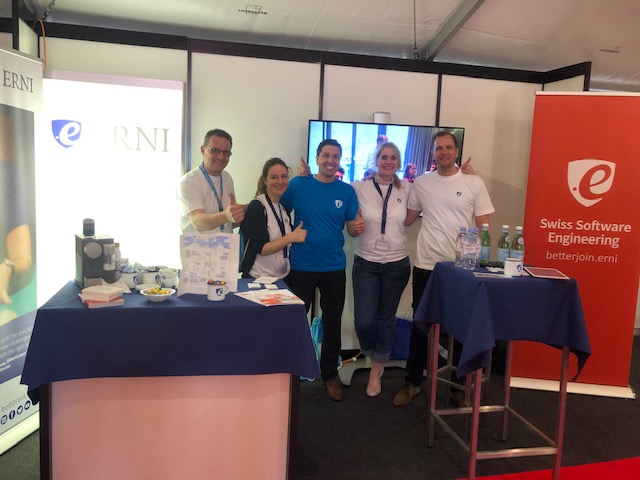 absolventenmesse team 9