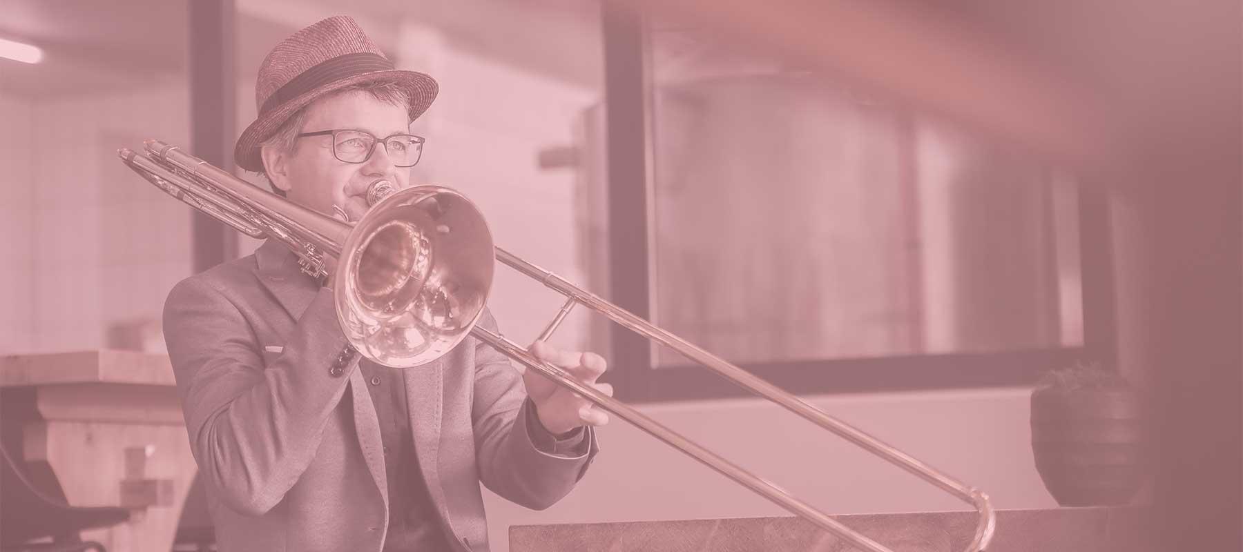 Urs Koepfli Trumpetist and Senior Requirments Engineer