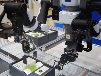 smart manufactiring ai