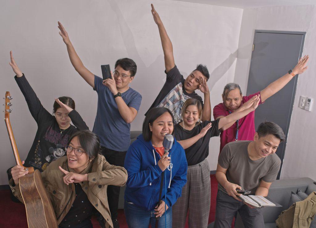 karaoke at enri philippines