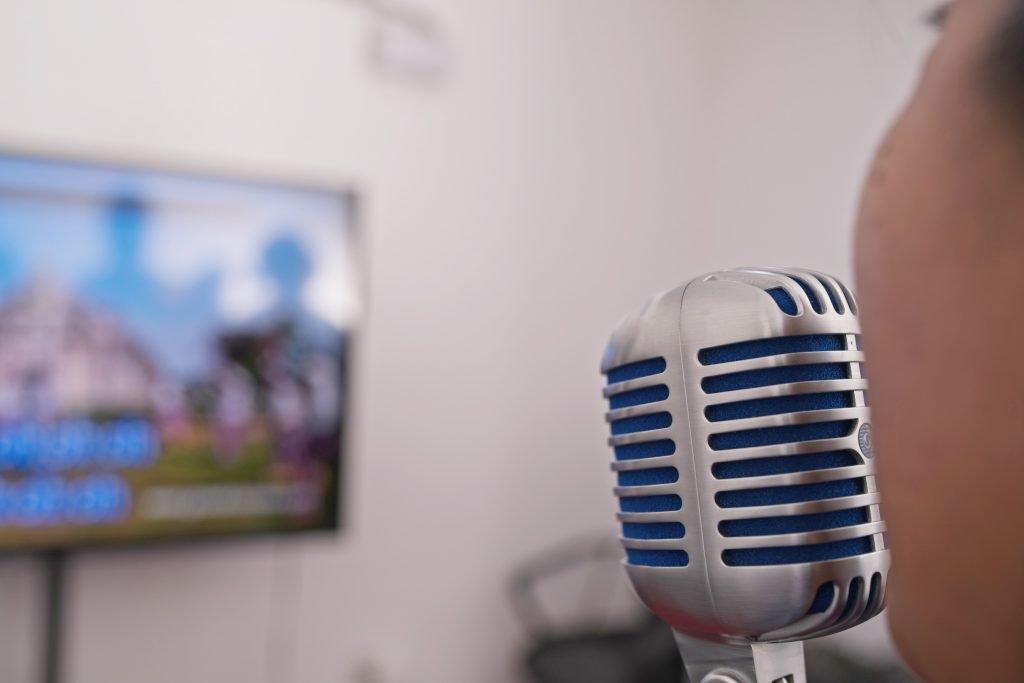 karaoke at ERNI Philippines