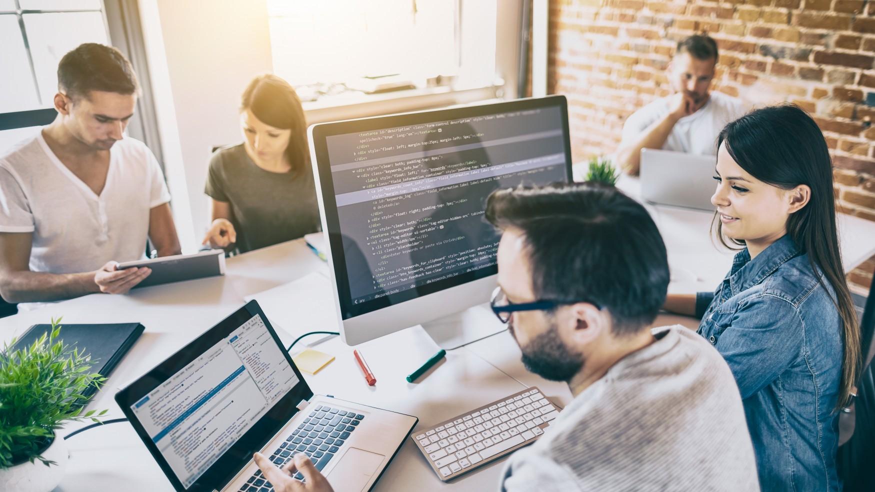 Software development in Europe I ERNI