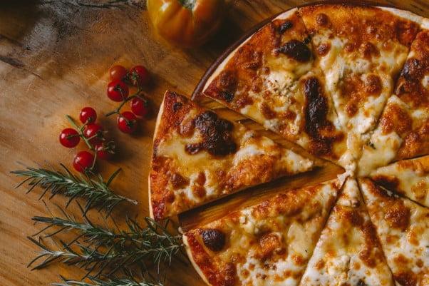 Pizza Slices Ivan Torres