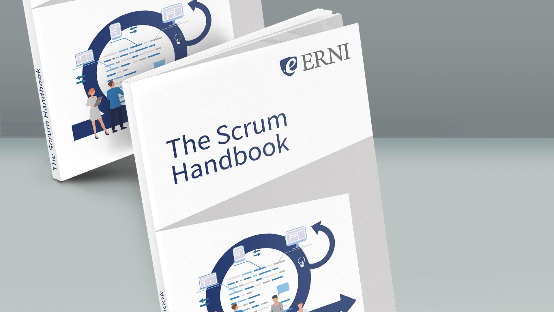 web banner scrum book